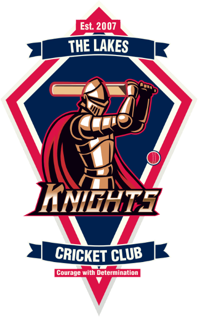 The Lakes Cricket Club Logo